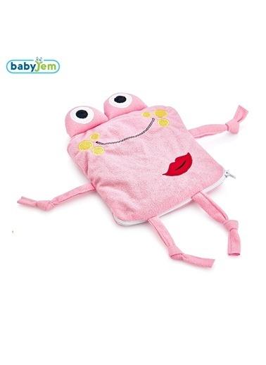 Babyjem Kiraz Çekirdekli Kurbağa Yastık  -Baby Jem